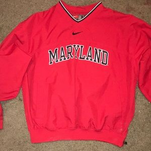 Maryland University pullover